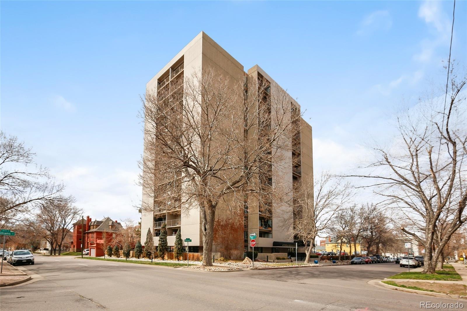 MLS# 8563348 - 19 - 1433 N Williams Street #206, Denver, CO 80218