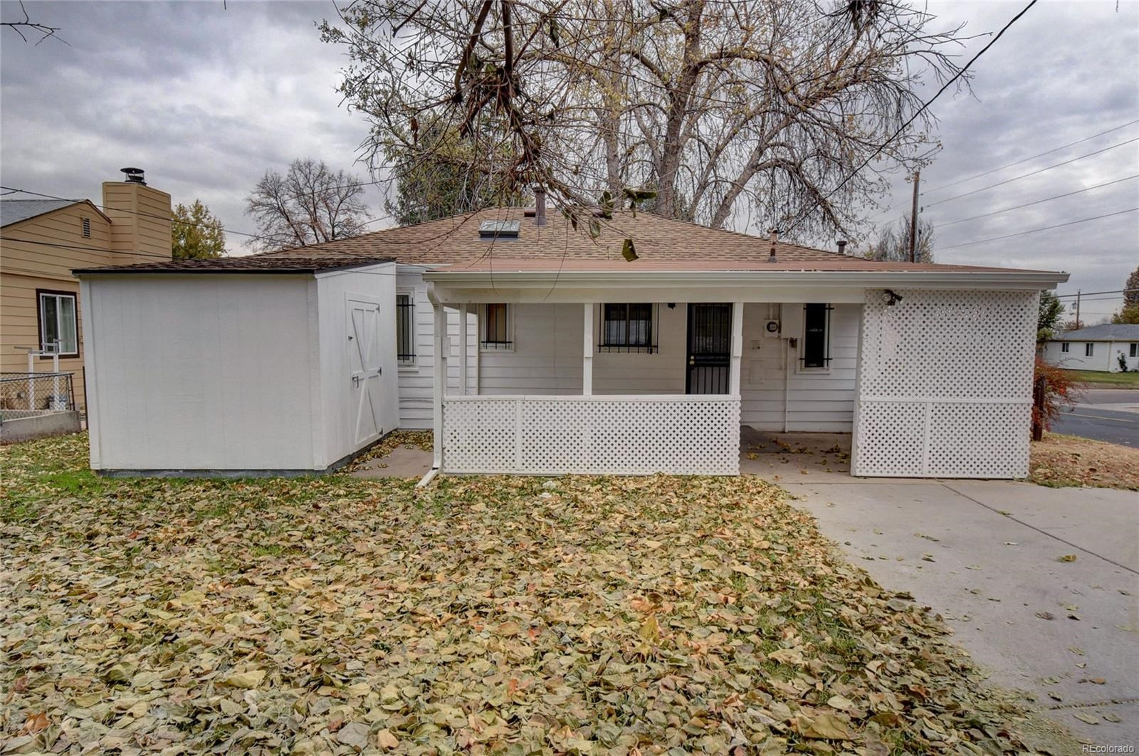 MLS# 8573545 - 1 - 5001  Vallejo Street, Denver, CO 80221