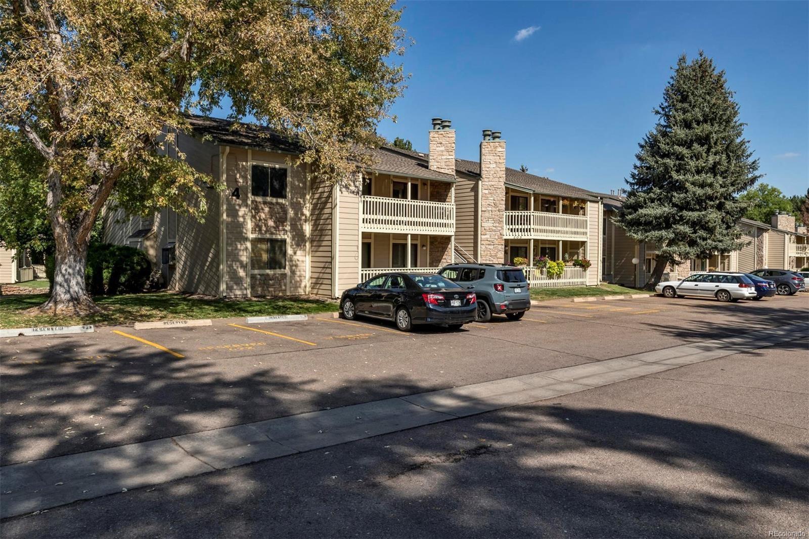 MLS# 8601973 - 18 - 8335 Fairmount Drive #207, Denver, CO 80247