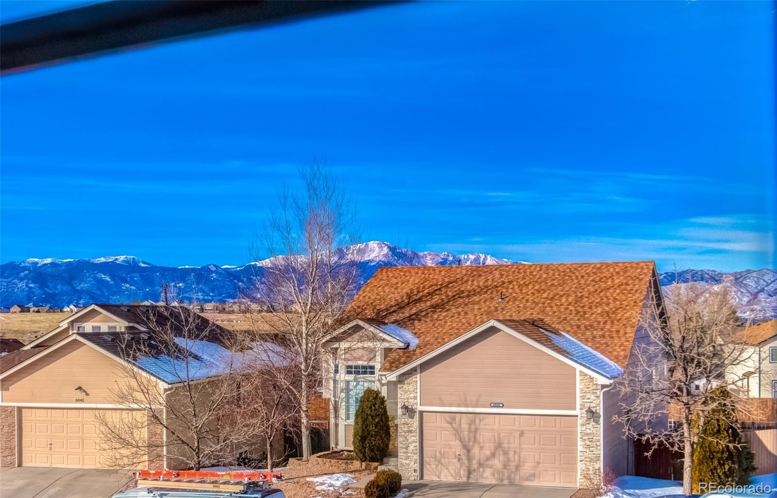 MLS# 8611656 - 2 - 6847 Lost Springs Drive, Colorado Springs, CO 80923