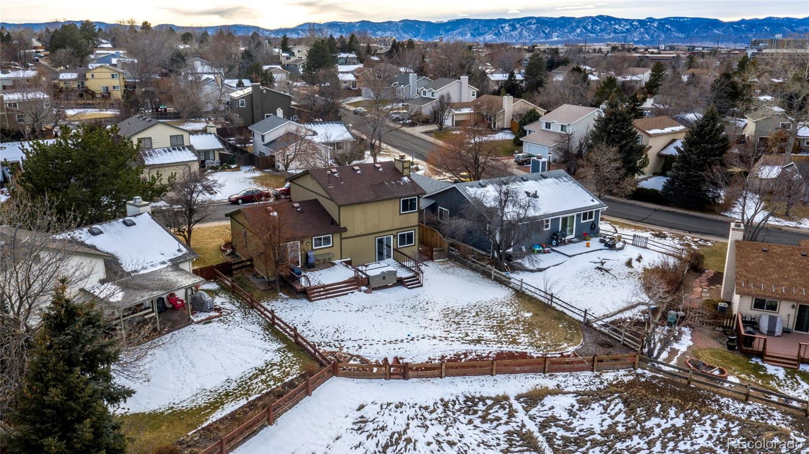 MLS# 8627962 - 6 - 431 Snowy Owl Place, Highlands Ranch, CO 80126