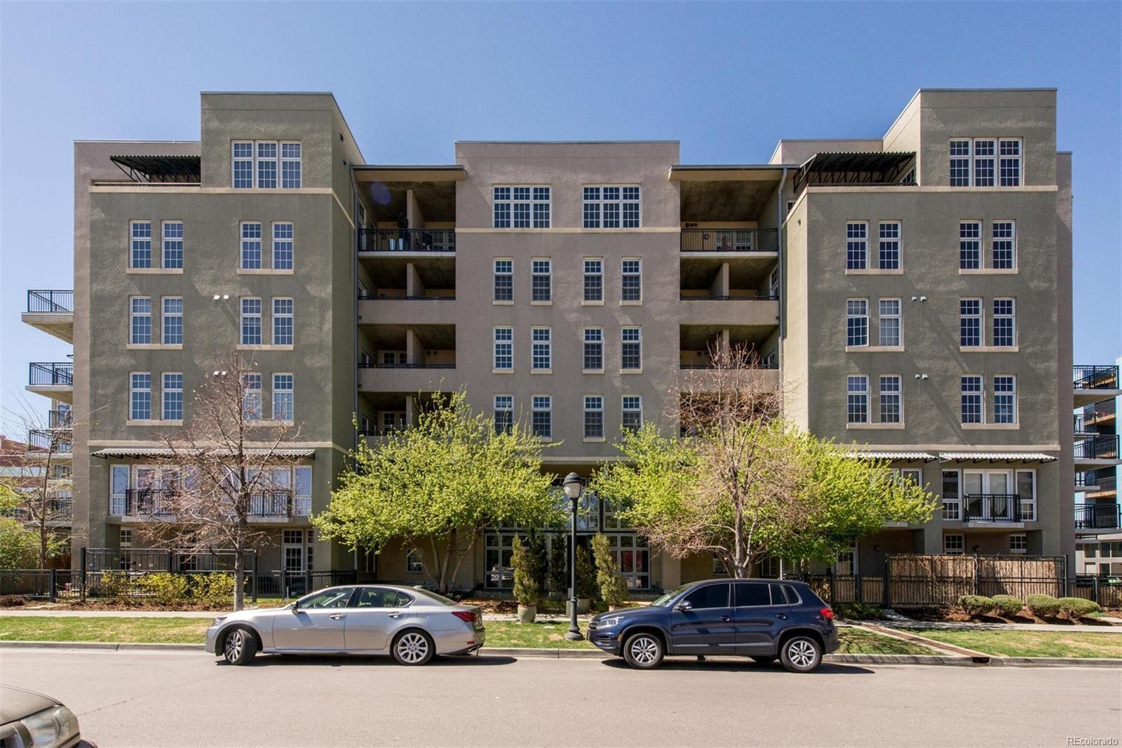 MLS# 8642779 - 34 - 275 S Harrison Street #312, Denver, CO 80209