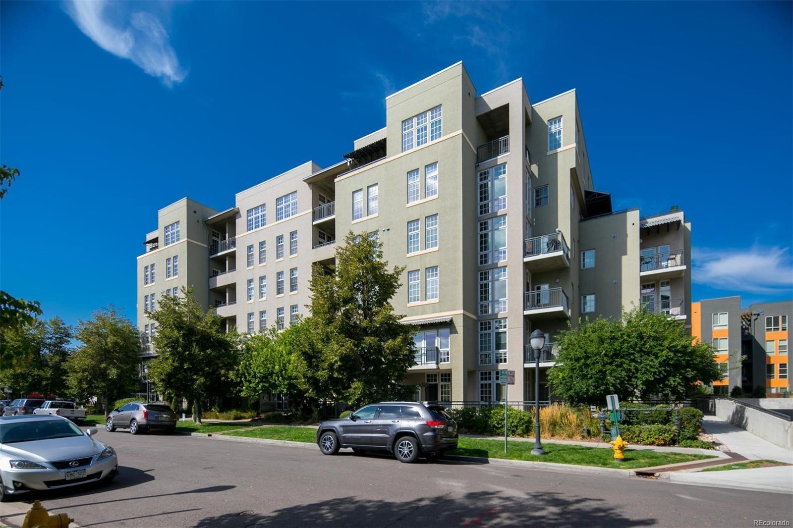 MLS# 8642779 - 36 - 275 S Harrison Street #312, Denver, CO 80209