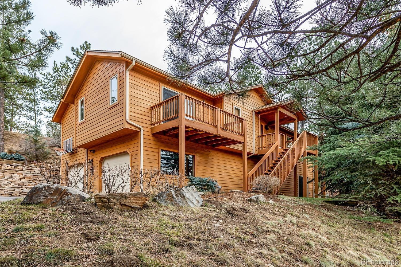 MLS# 8643354 - 2 - 206 Echo Lake Drive, Evergreen, CO 80439