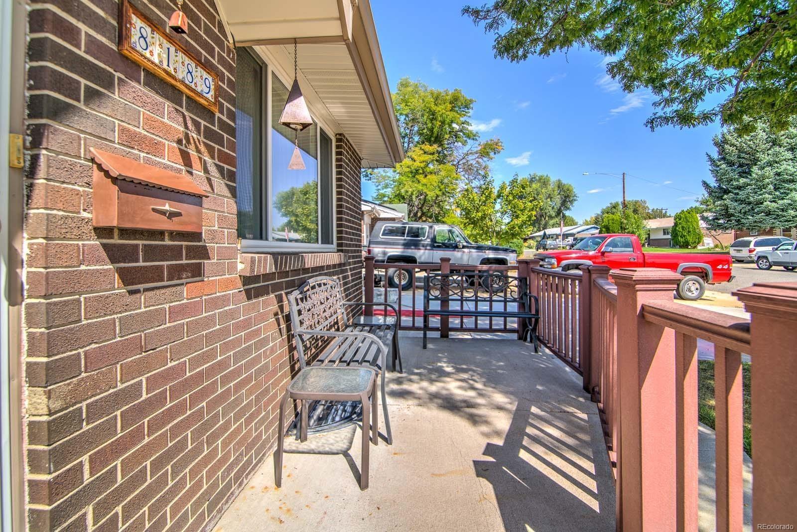 MLS# 8691138 - 2 - 8189 Benton Way, Arvada, CO 80003