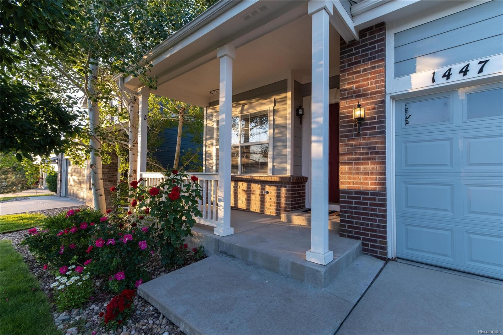 MLS# 8716778 - 1 - 1447  Hickory Drive, Erie, CO 80516