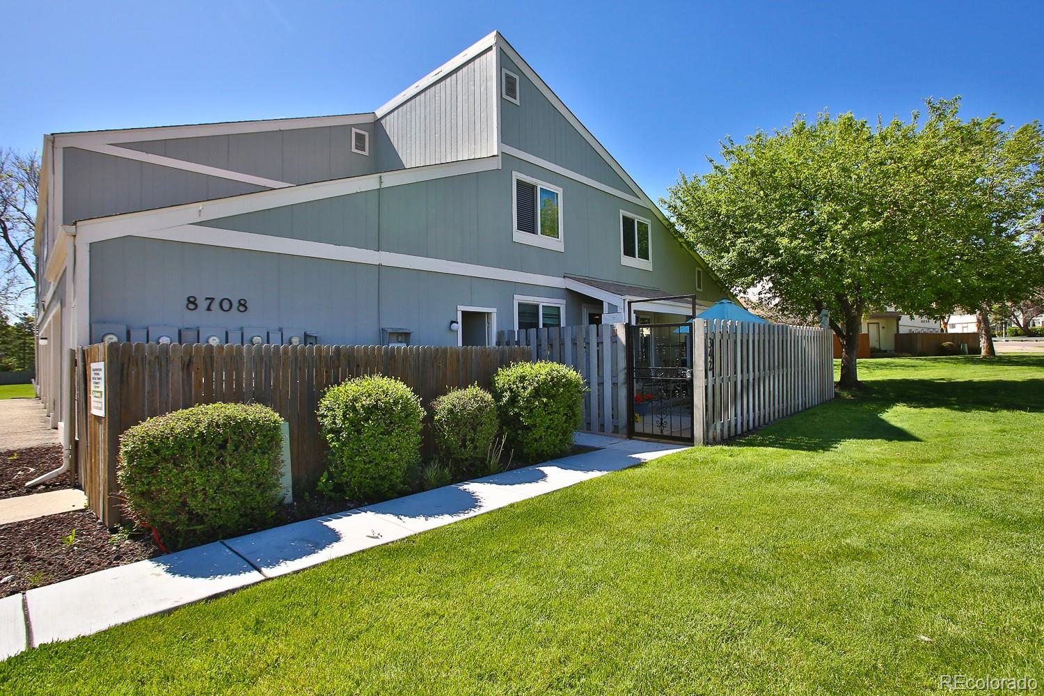MLS# 8726416 - 4 - 8708 Chase Drive #342, Arvada, CO 80003
