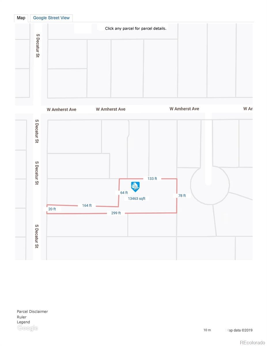 MLS# 8734408 - 9 - 2830 S Decatur Street, Denver, CO 80236