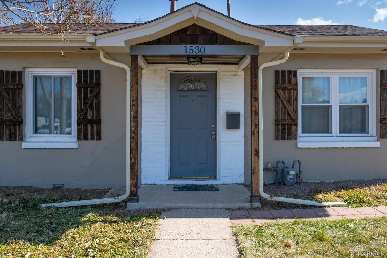 MLS# 8753558 - 3 - 1530 Xenia Street, Denver, CO 80220