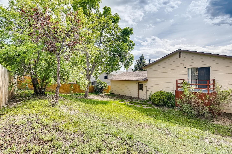 MLS# 8758818 - 16 - 4635 Bunchberry Lane, Colorado Springs, CO 80917