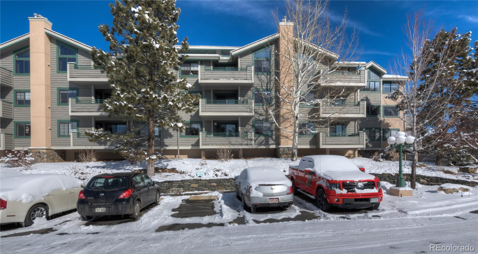 MLS# 8781176 - 38 - 31719 Rocky Village Drive #208, Evergreen, CO 80439