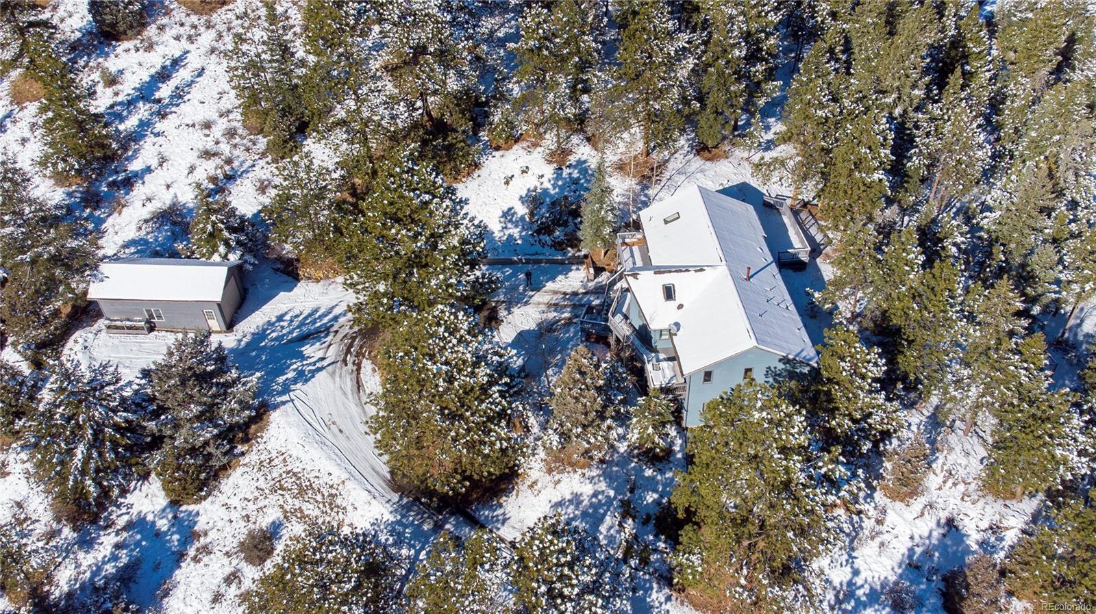 MLS# 8807220 - 32 - 89 Upper Elk Valley Drive, Evergreen, CO 80439