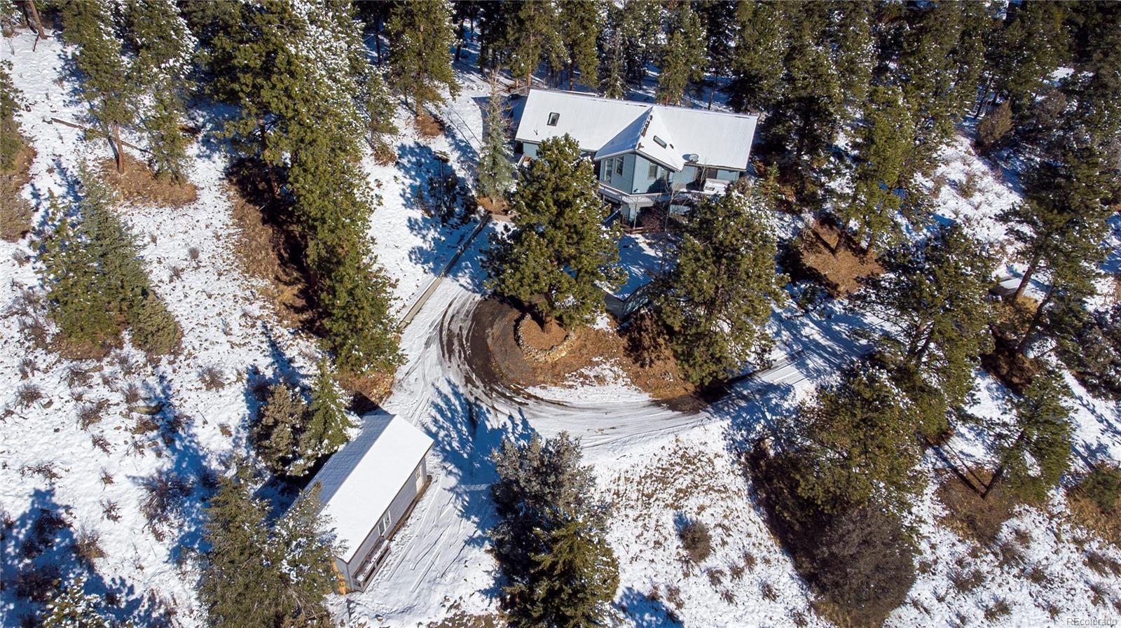 MLS# 8807220 - 33 - 89 Upper Elk Valley Drive, Evergreen, CO 80439