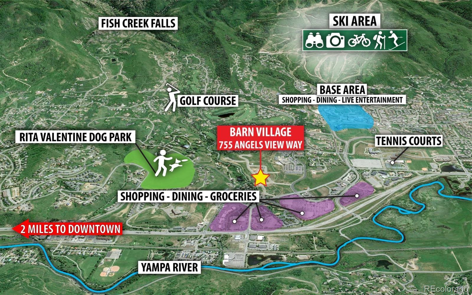 MLS# 8815264 - 1 - 755  Angels View Way, Steamboat Springs, CO 80487
