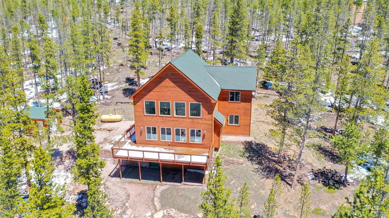 MLS# 8881559 - 1 - 70  Cocopa Way, Red Feather Lakes, CO 80545