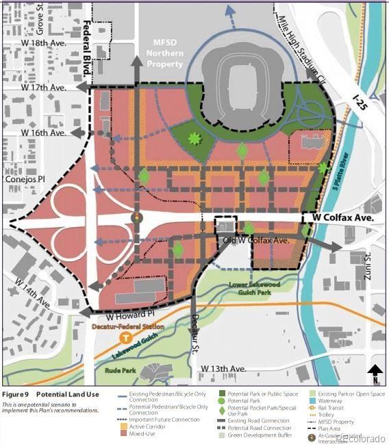 MLS# 8917783 - 11 - 1575 Grove Street #1, Denver, CO 80204