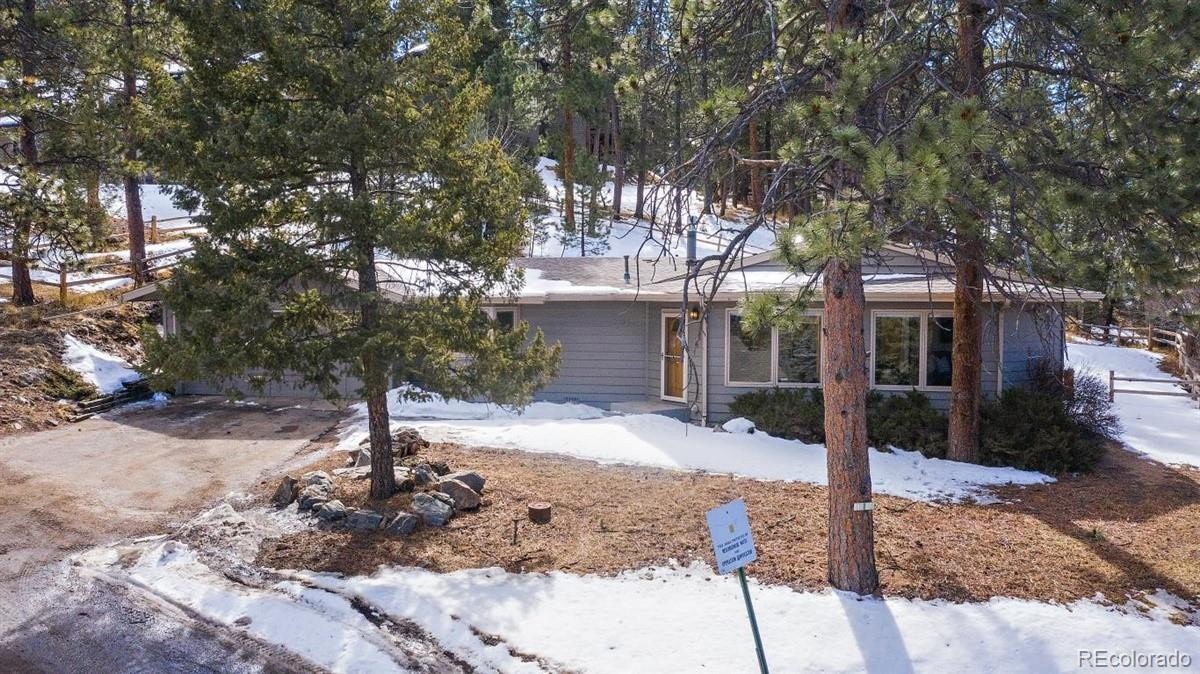 MLS# 8941585 - 40 - 28342 Camel Heights Circle, Evergreen, CO 80439