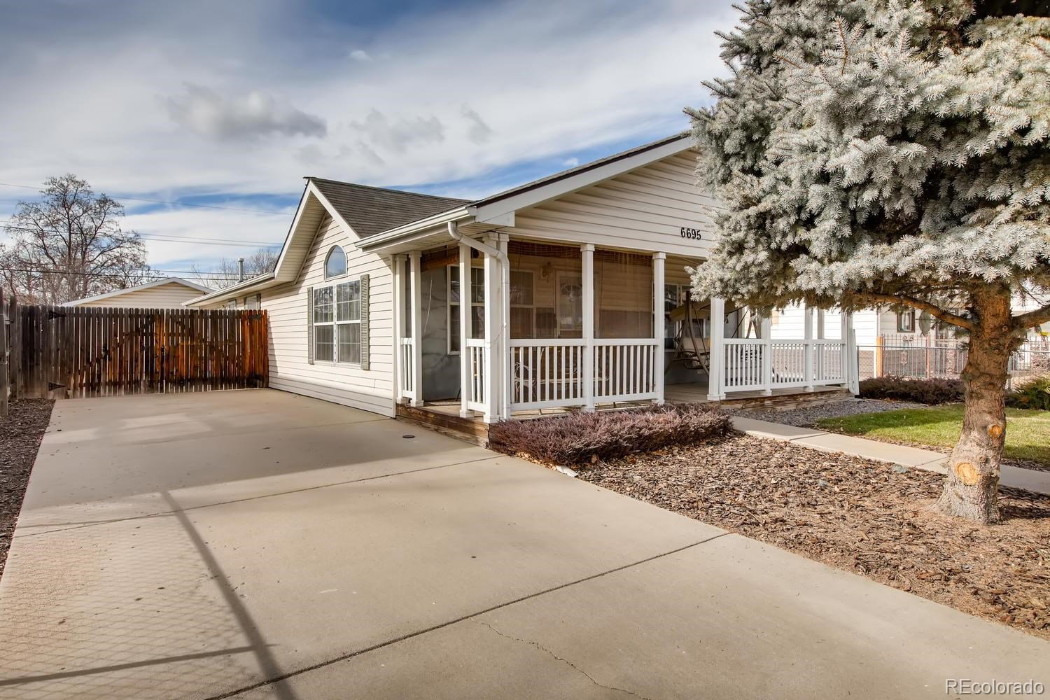 MLS# 8961717 - 2 - 6695 Birch Street, Commerce City, CO 80022