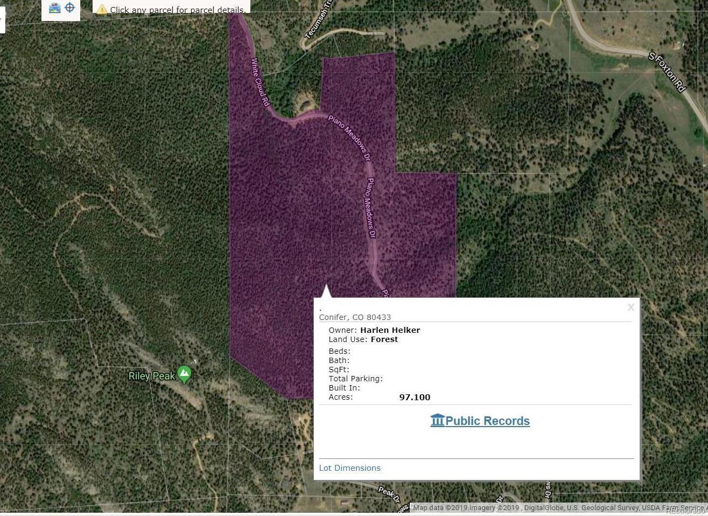 MLS# 8971938 - 1 - 24013  Peak Drive, Conifer, CO 80433