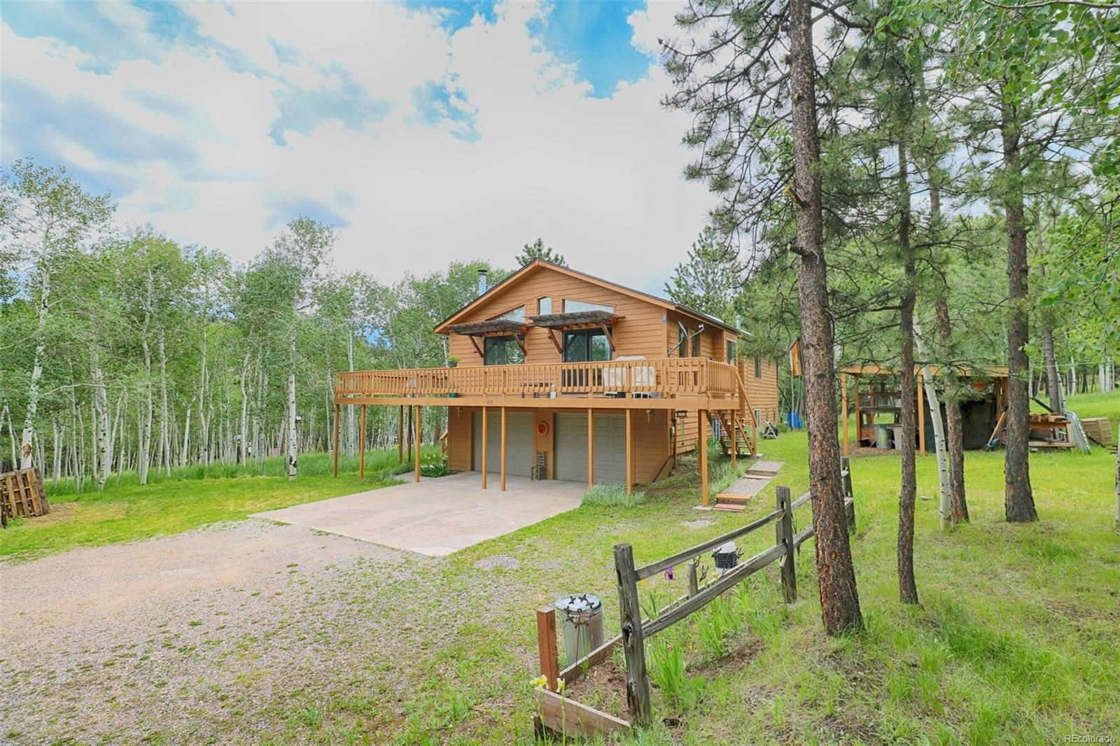 MLS# 8980637 - 34 - 60 Sparrow Court, Bailey, CO 80421