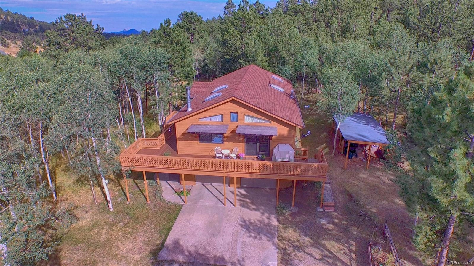 MLS# 8980637 - 38 - 60 Sparrow Court, Bailey, CO 80421