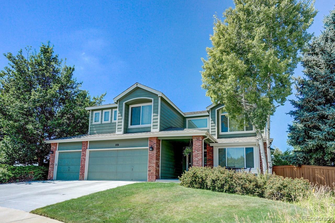 MLS# 9019145 - 34 - 7131 Mountain Brush Circle, Highlands Ranch, CO 80130
