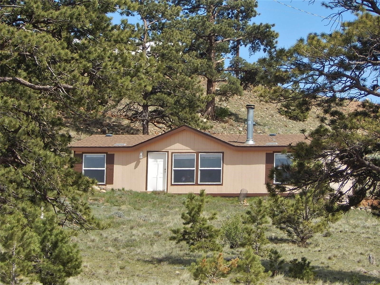 MLS# 9051664 - 32 - 356 Crazy Horse Trail, Hartsel, CO 80449