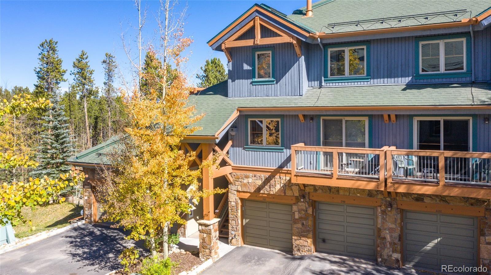 MLS# 9092474 - 38 - 43 Snowflake Drive #A-12, Breckenridge, CO 80424