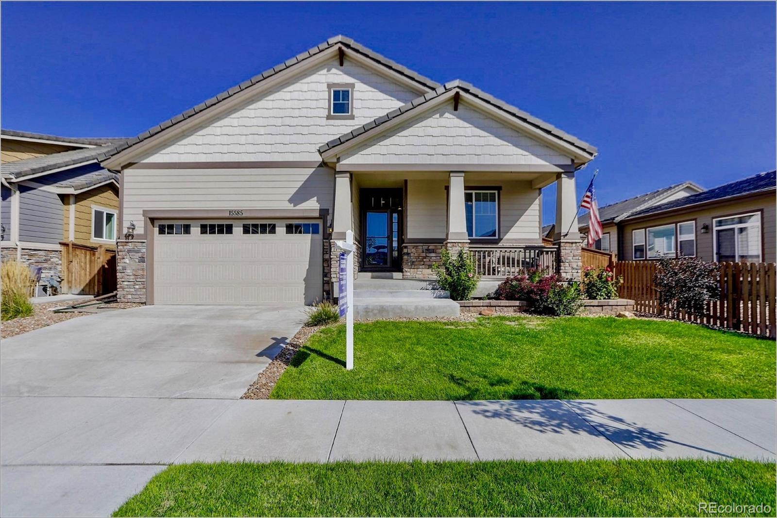 MLS# 9093556 - 2 - 15585 E 115th Avenue, Commerce City, CO 80022