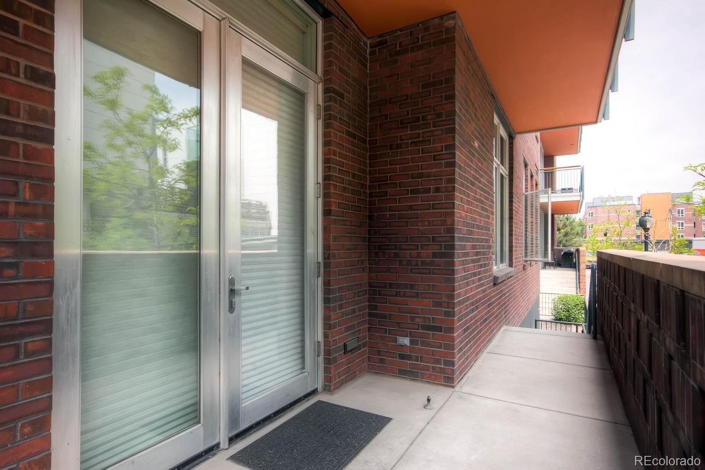 MLS# 9126432 - 7 - 1401 Delgany Street #109, Denver, CO 80202