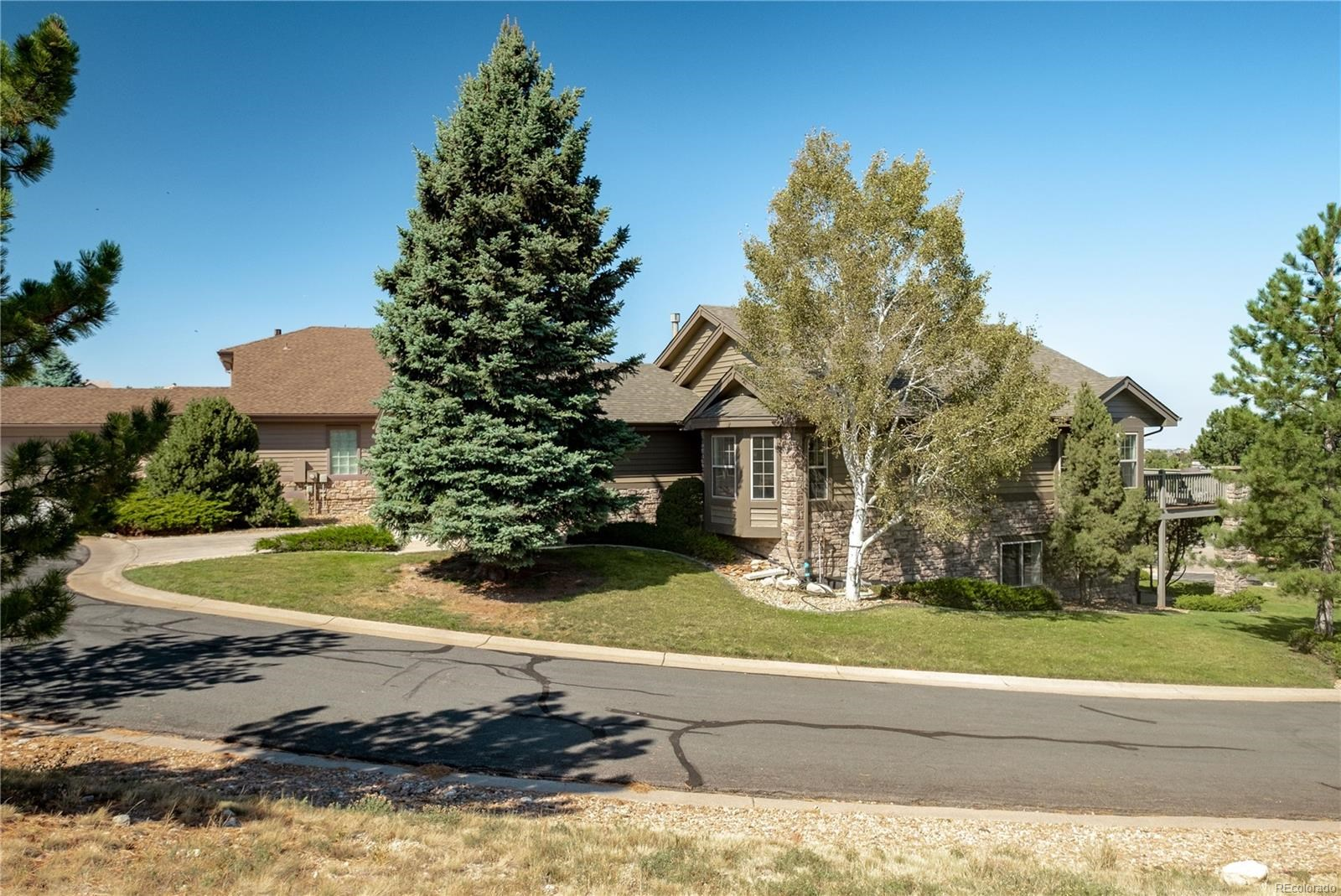 MLS# 9162651 - 28 - 51 Toppler Court, Castle Pines, CO 80108