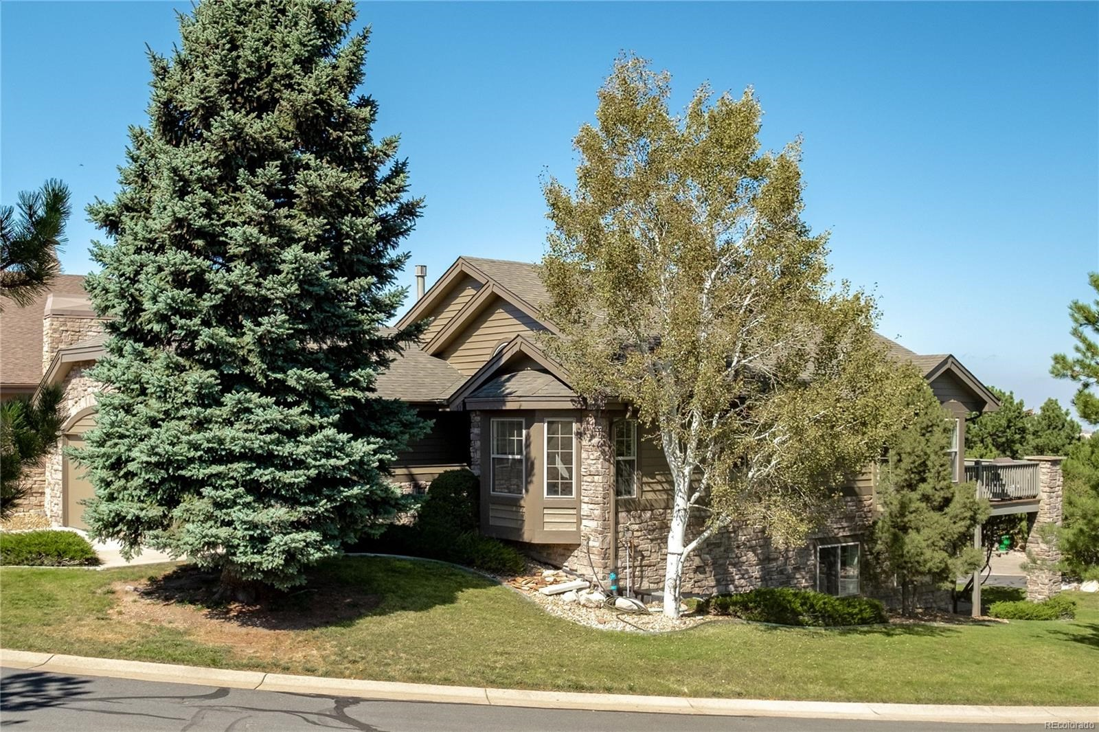 MLS# 9162651 - 29 - 51 Toppler Court, Castle Pines, CO 80108