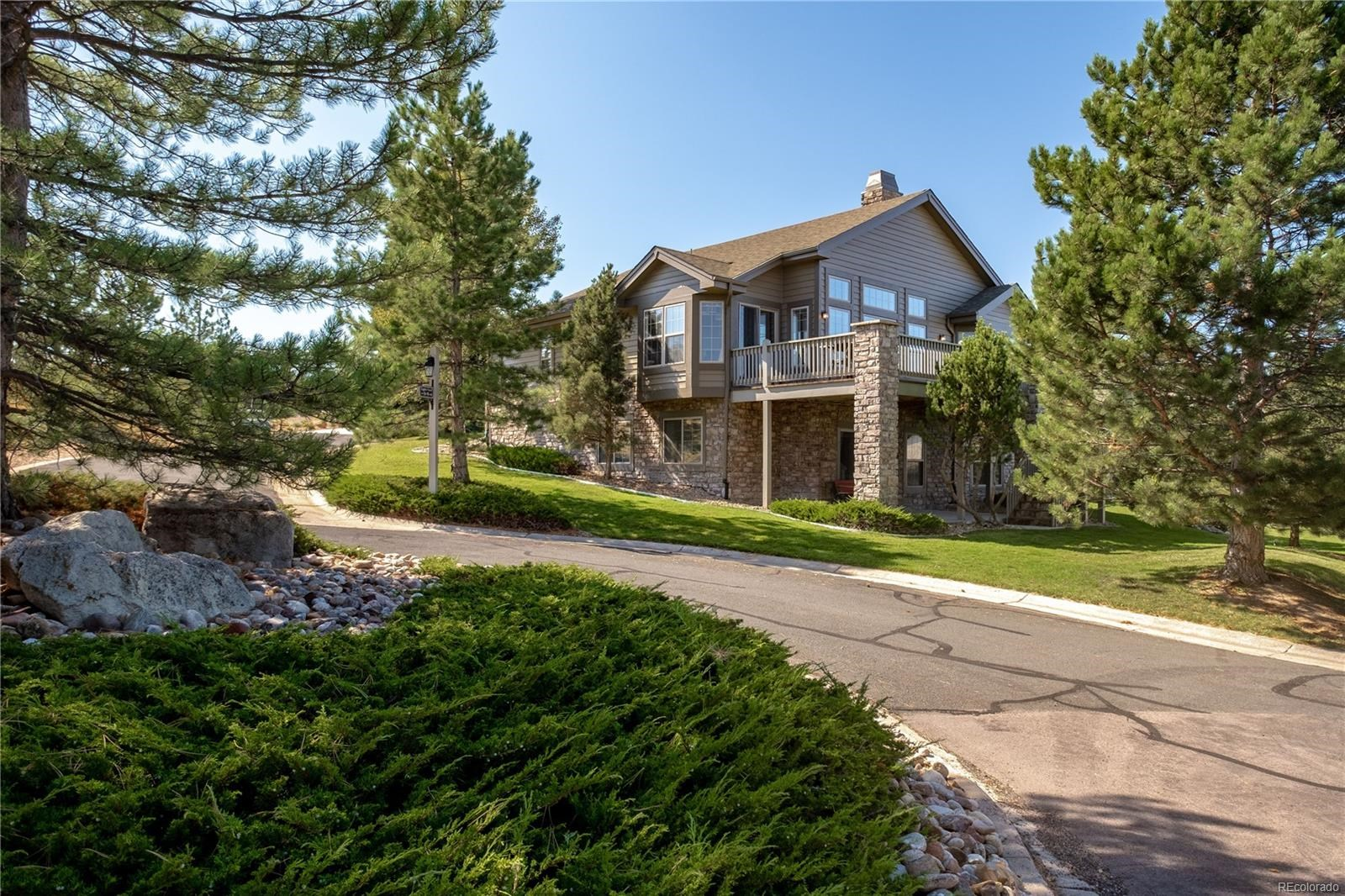 MLS# 9162651 - 34 - 51 Toppler Court, Castle Pines, CO 80108