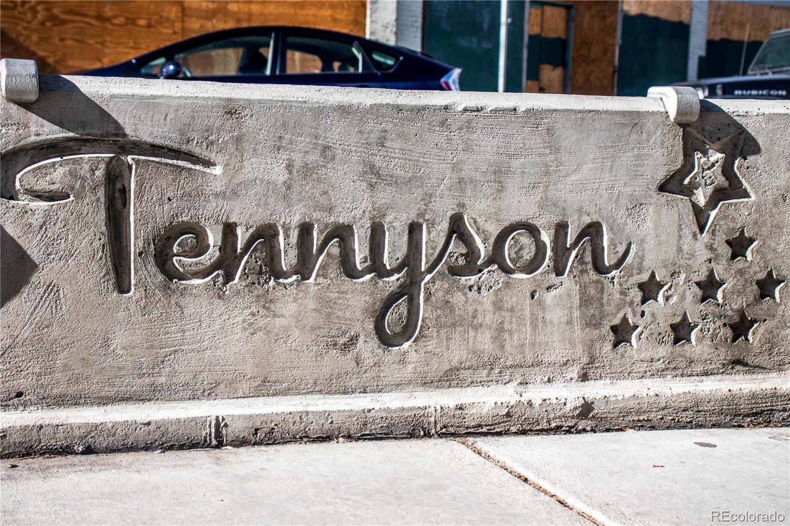 MLS# 9163435 - 31 - 4431 Tennyson Street #11, Denver, CO 80212