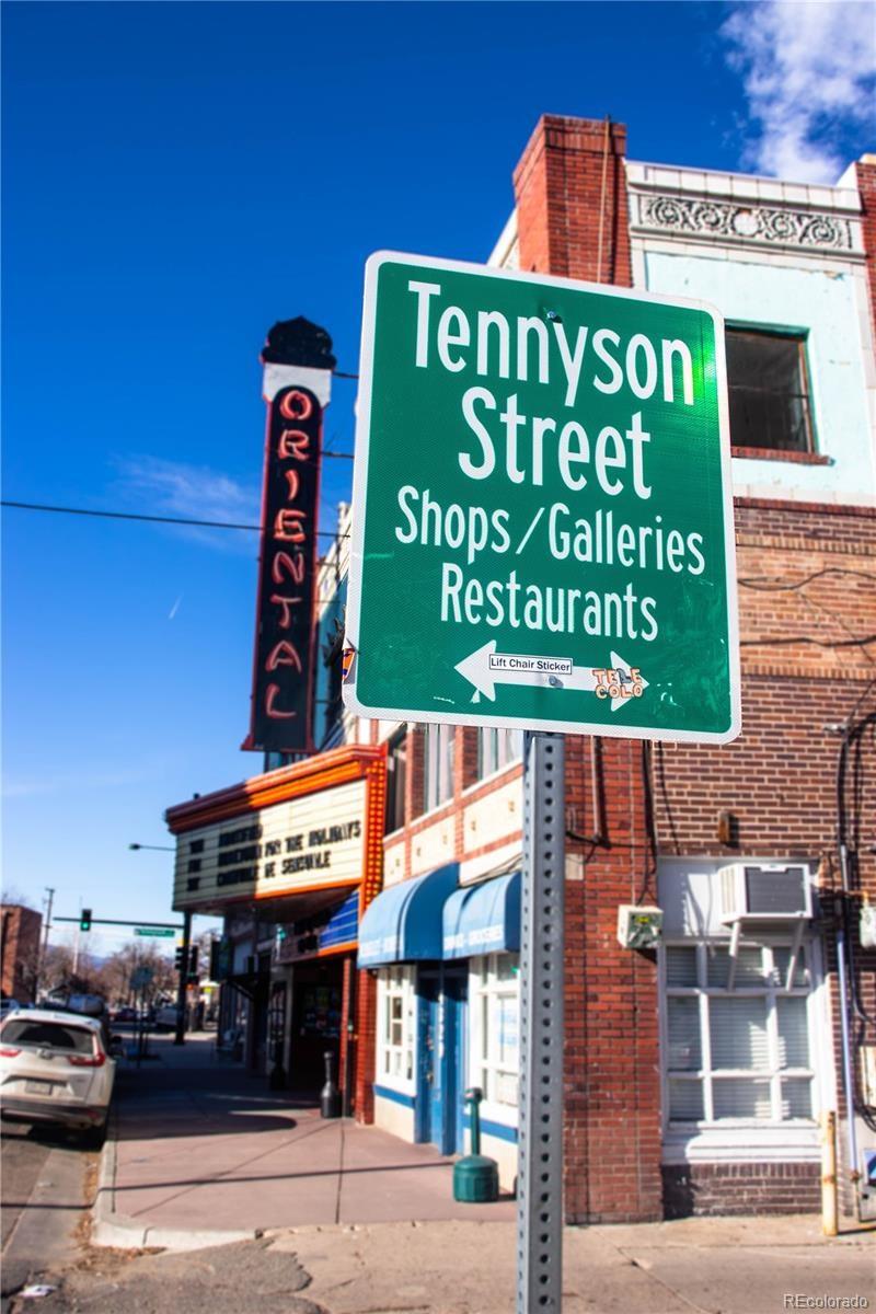 MLS# 9163435 - 32 - 4431 Tennyson Street #11, Denver, CO 80212