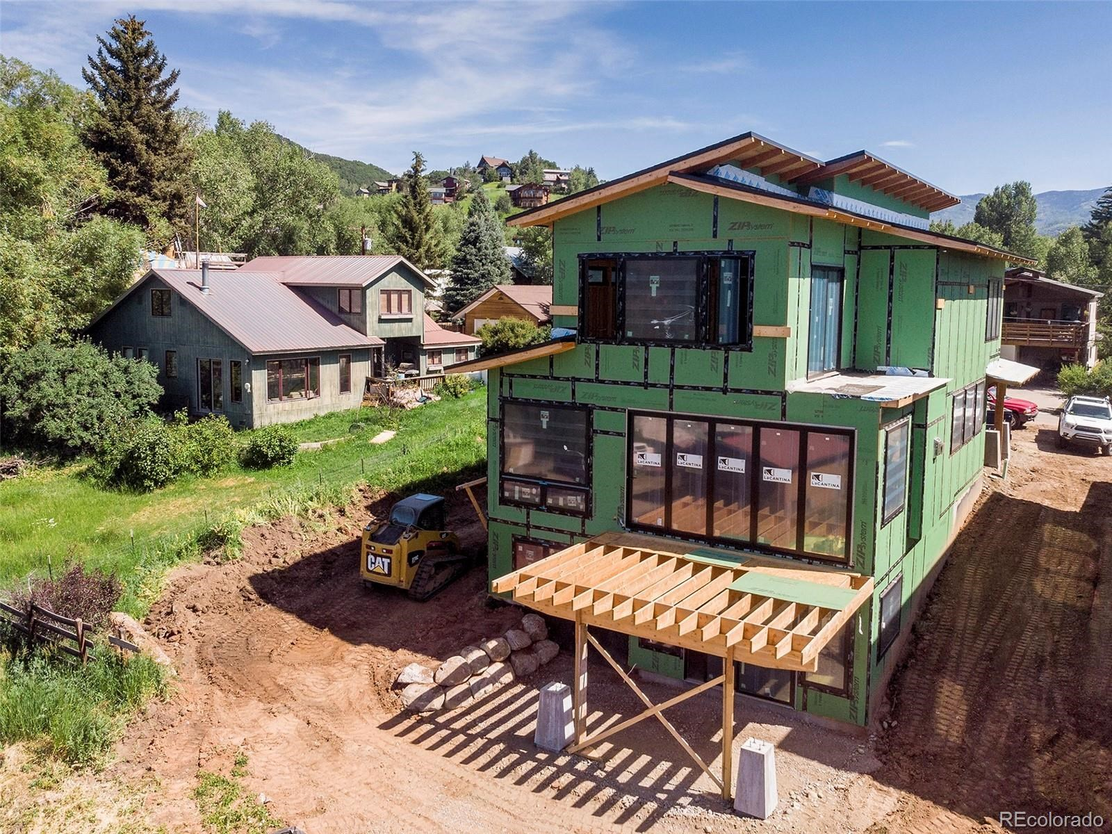 MLS# 9171888 - 1139 Soda Ridge Way , Steamboat Springs, CO 80487