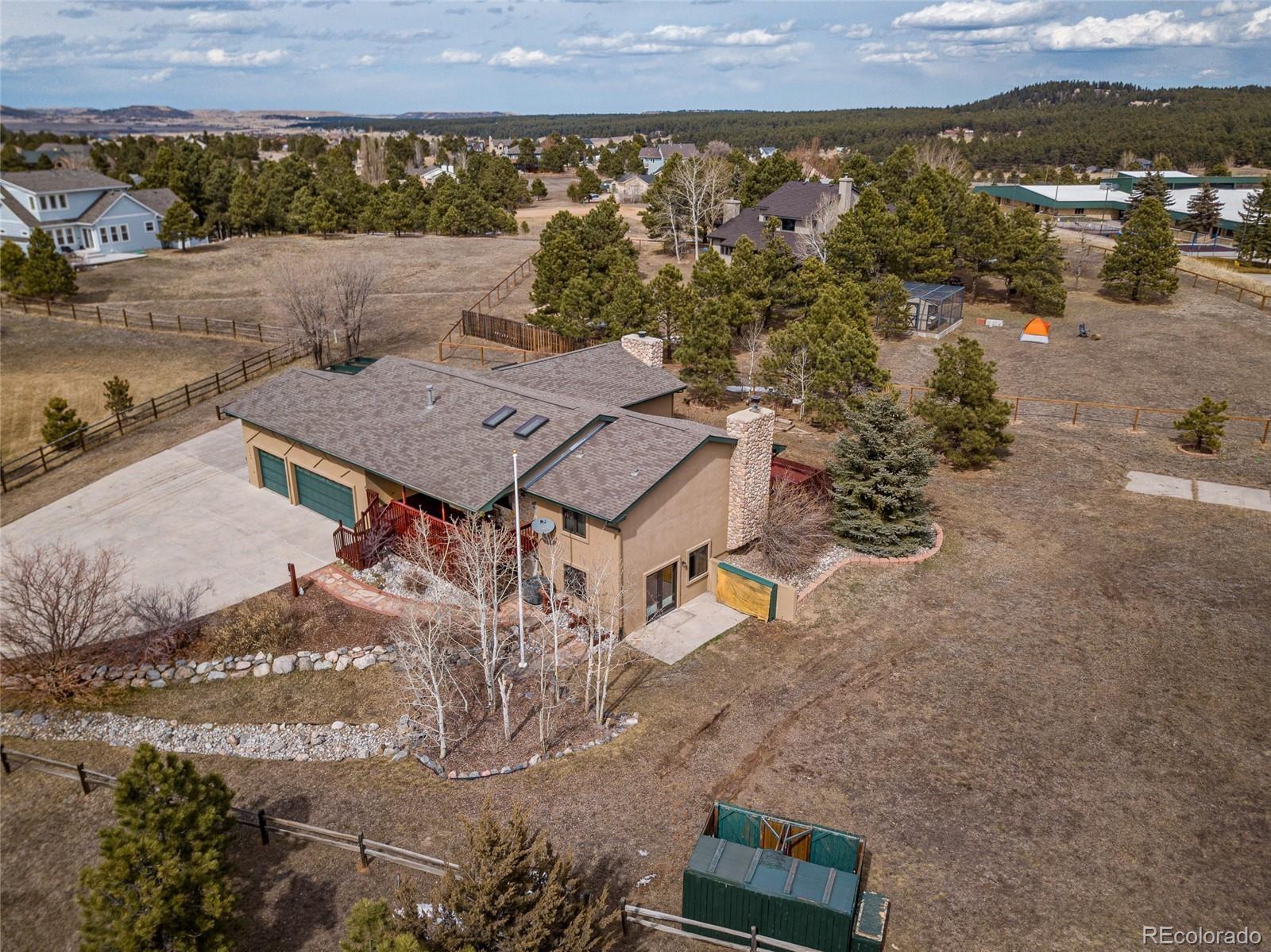 MLS# 9205685 - 35 - 17720 Pioneer Crossing, Colorado Springs, CO 80908