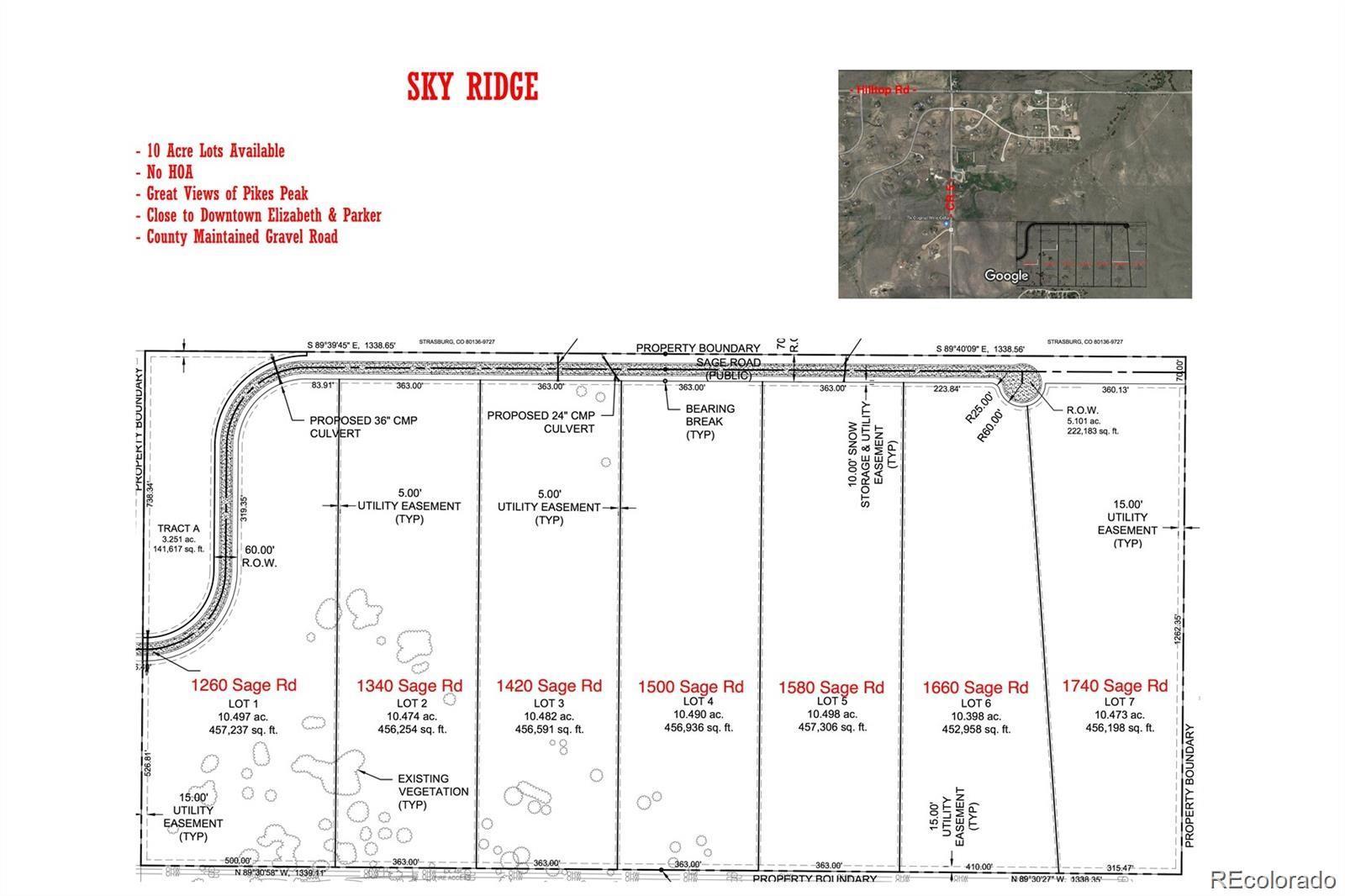 MLS# 9226626 - 2 - 1340 Sage Drive, Elizabeth, CO 80107