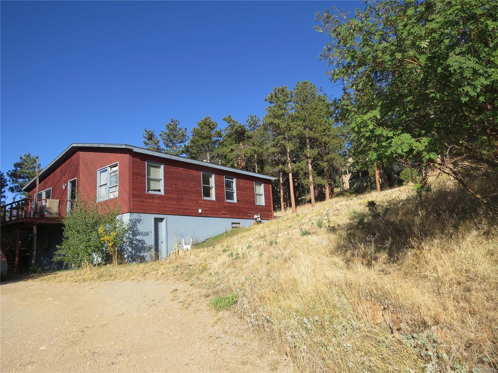 MLS# 9251839 - 2 - 50 Navajo Trail, Nederland, CO 80466