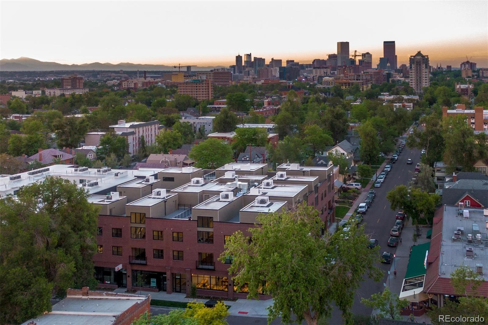 MLS# 9279302 - 27 - 431 E Bayaud Avenue #307, Denver, CO 80209