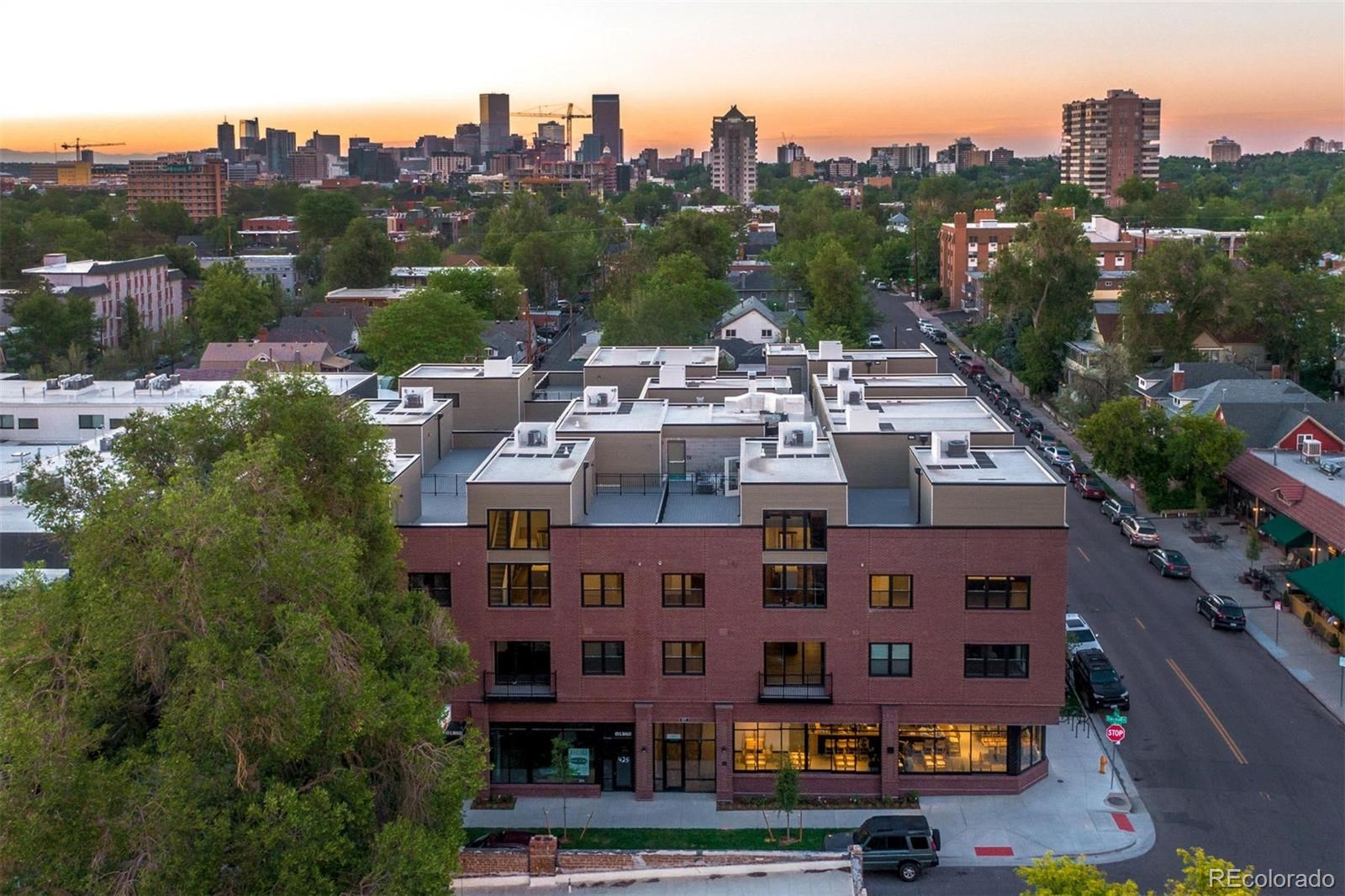 MLS# 9279302 - 29 - 431 E Bayaud Avenue #307, Denver, CO 80209