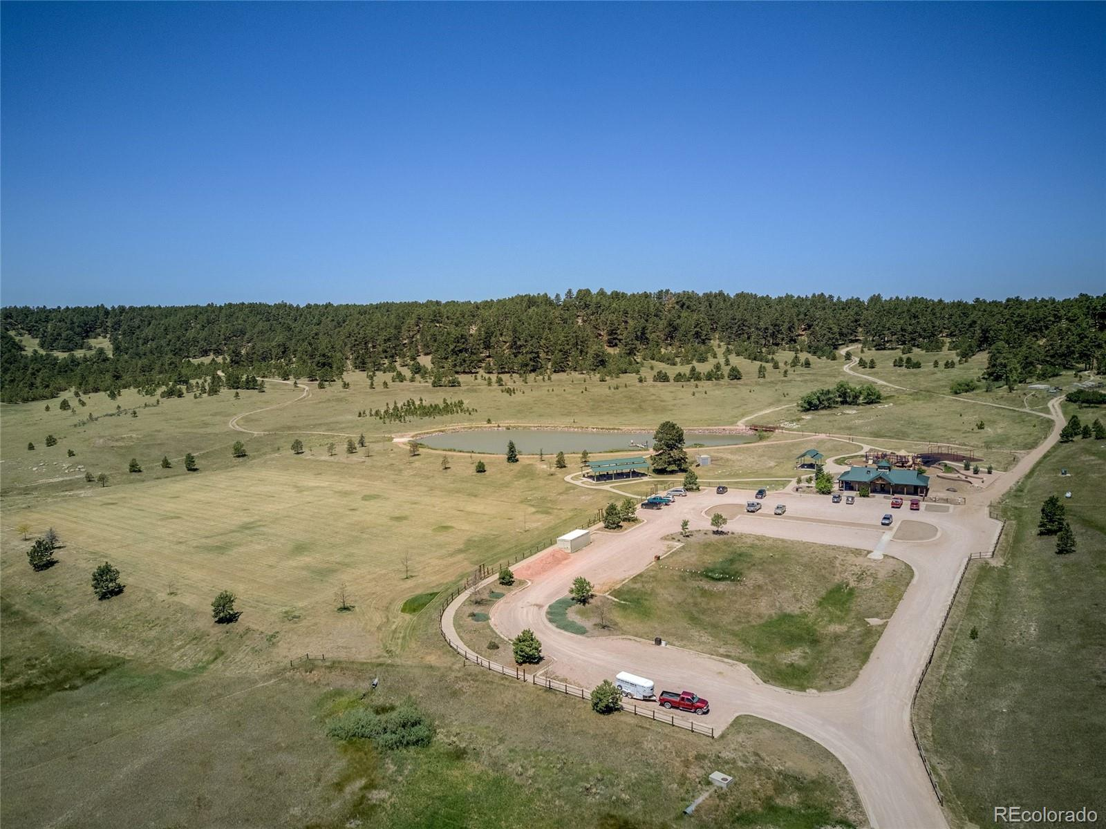 MLS# 9304985 - 19 - 13370 Forest Green Drive, Elbert, CO 80106