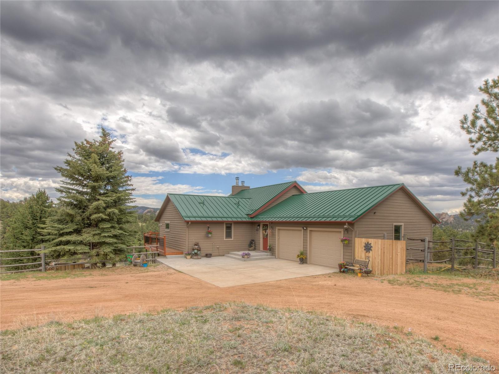 MLS# 9316646 - 2 - 904 Old Ranch Road, Florissant, CO 80816