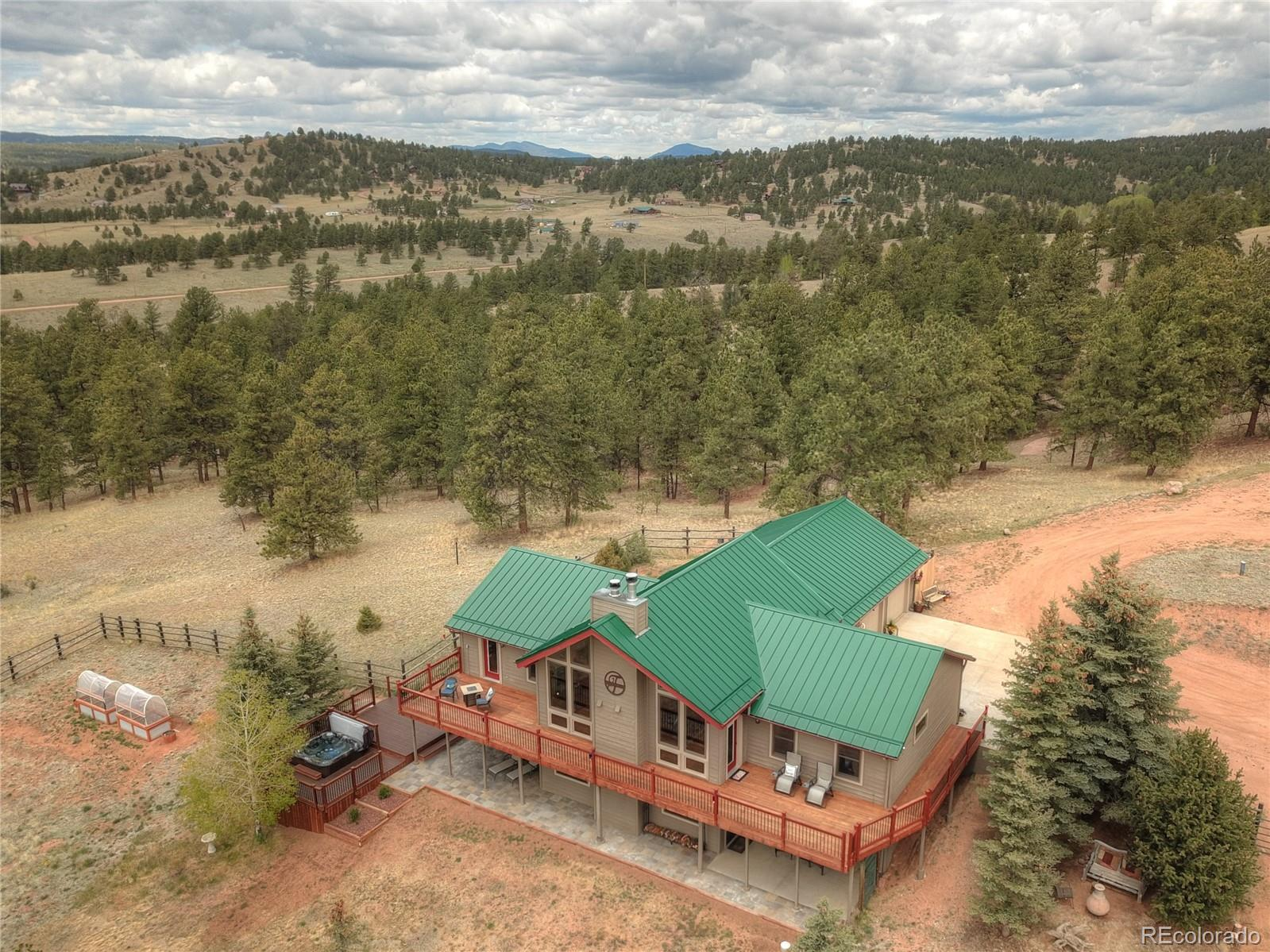 MLS# 9316646 - 37 - 904 Old Ranch Road, Florissant, CO 80816