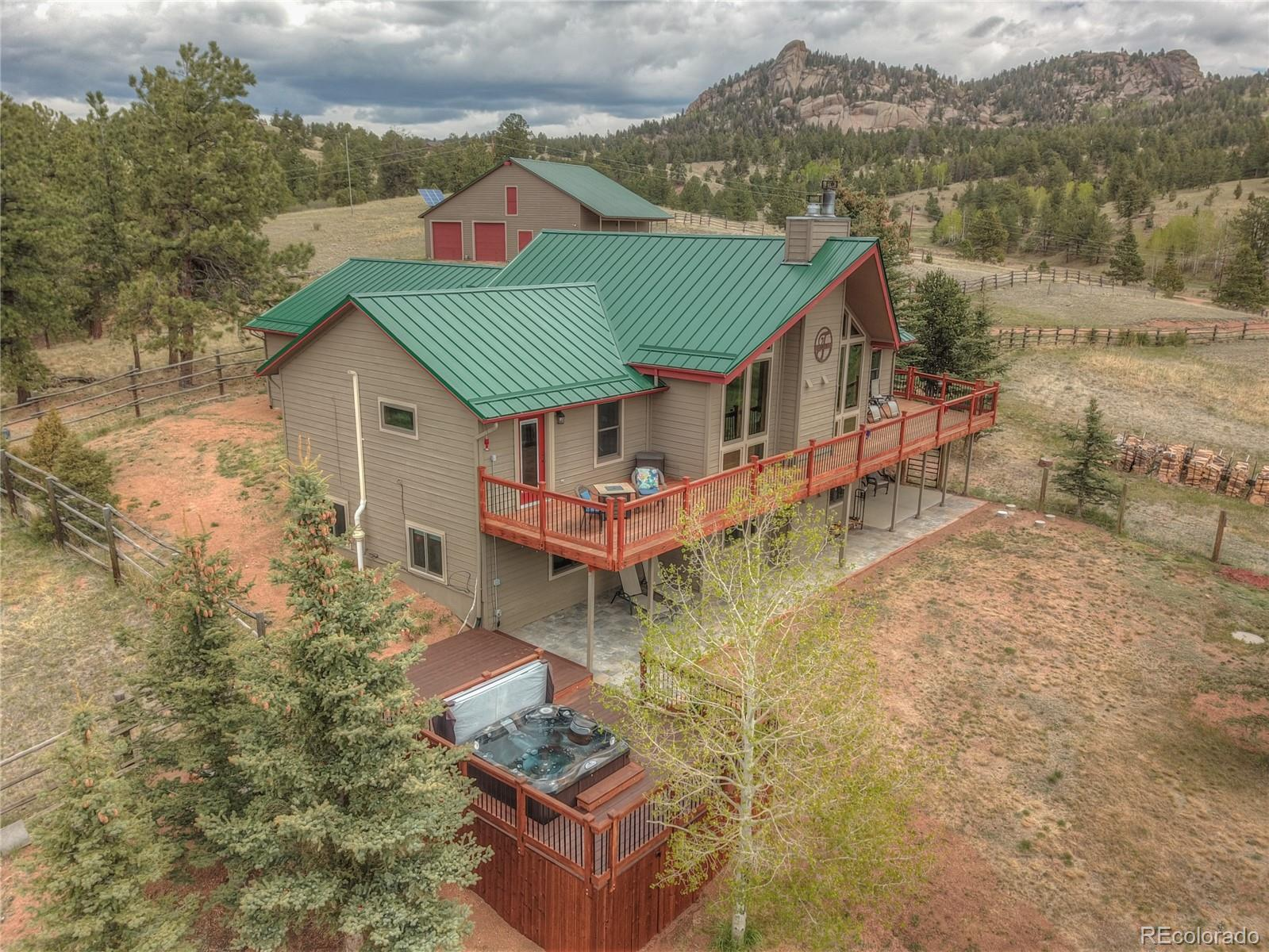 MLS# 9316646 - 38 - 904 Old Ranch Road, Florissant, CO 80816