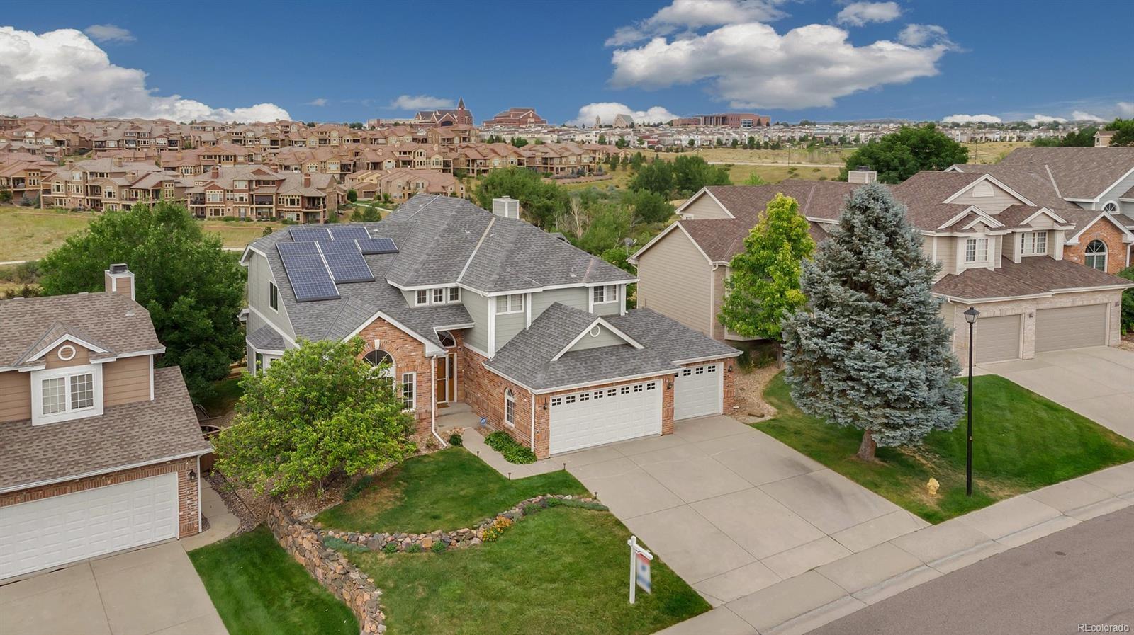 MLS# 9326877 - 1 - 9492  Dolton Way, Highlands Ranch, CO 80126