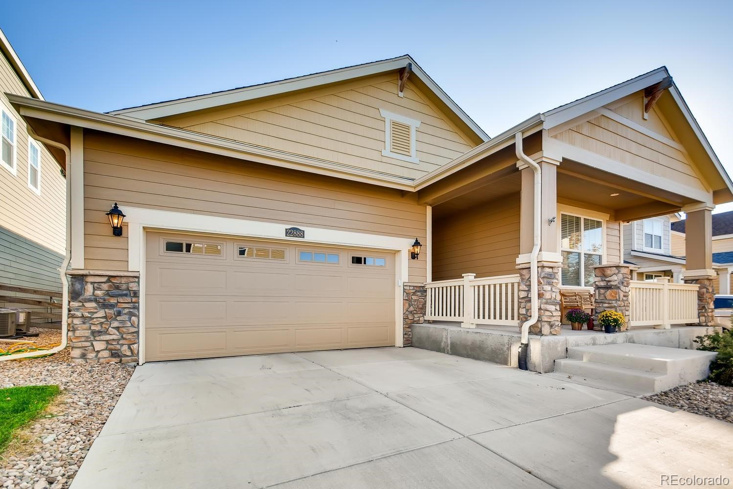 MLS# 9346696 - 2 - 22888 E Saratoga Place, Aurora, CO 80015
