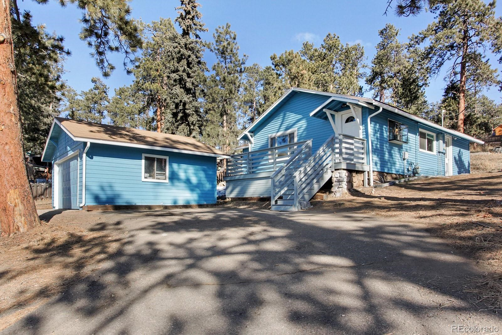 MLS# 9408188 - 3 - 4550 Parmalee Gulch Road, Indian Hills, CO 80454