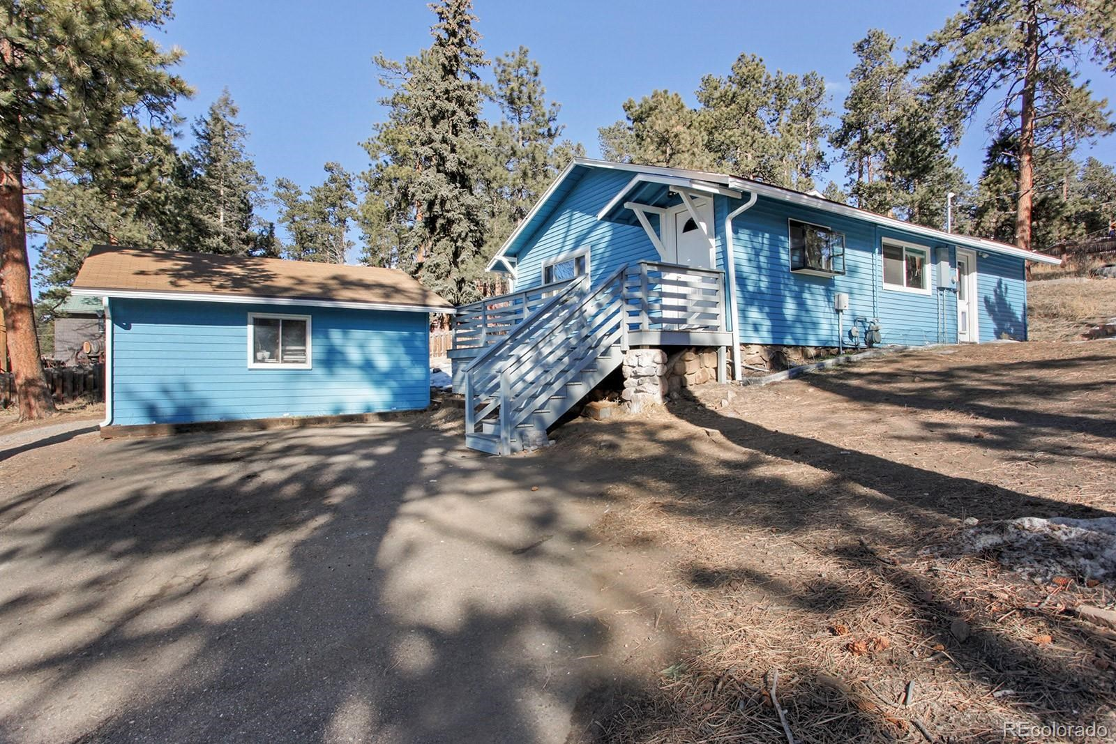 MLS# 9408188 - 4 - 4550 Parmalee Gulch Road, Indian Hills, CO 80454