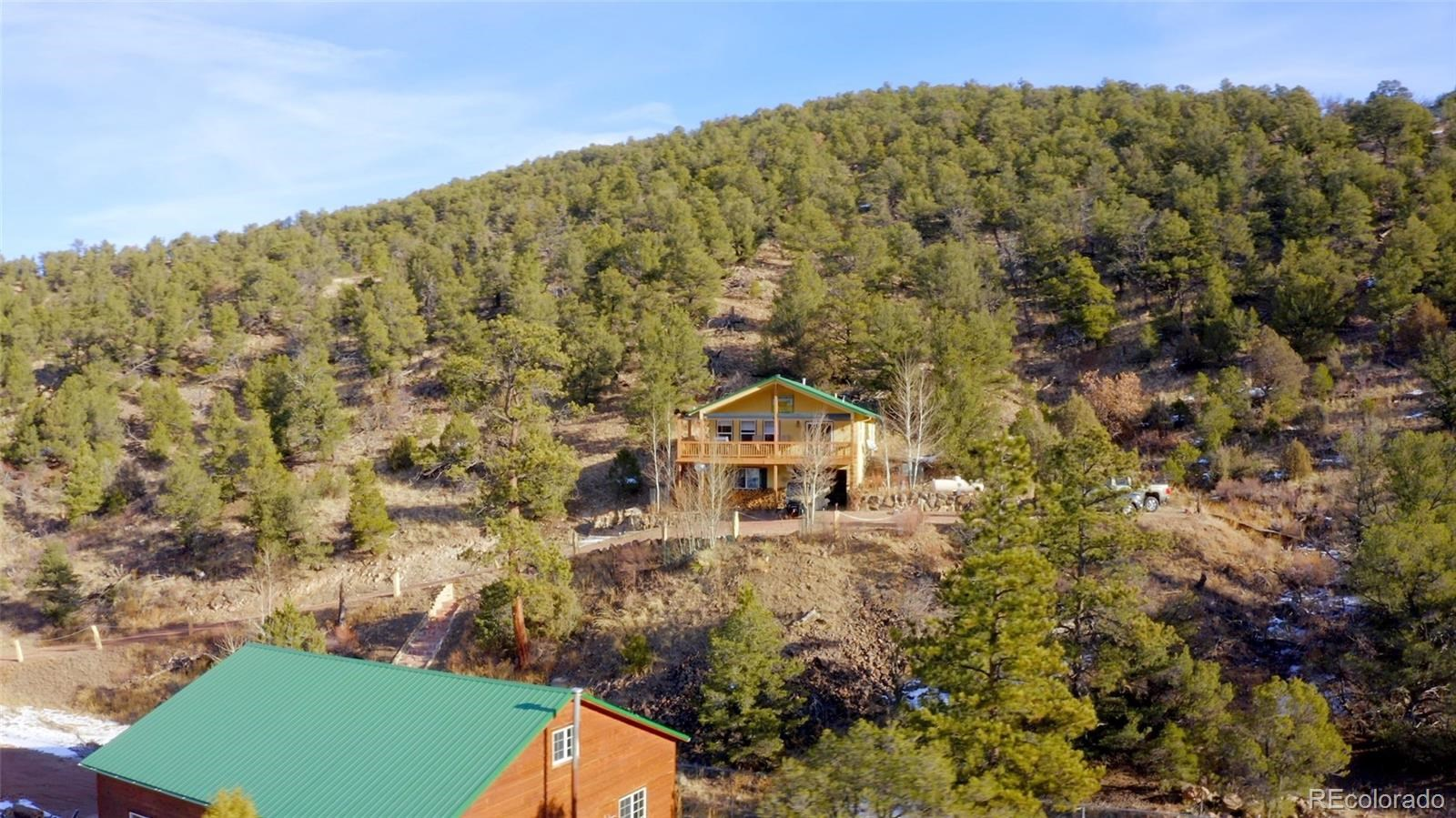 MLS# 9412377 - 34 - 375 Talbert Gulch , Cotopaxi, CO 81223
